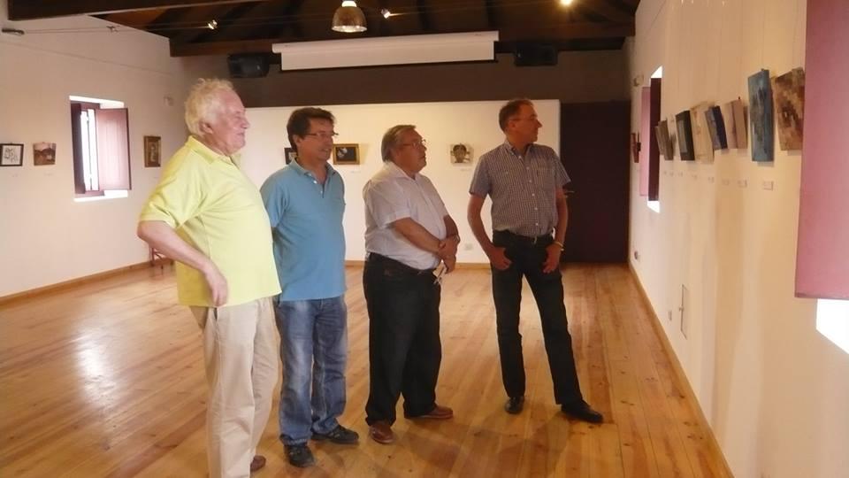 6ª Bienal de Pintura de Pequeno Formato em Alhos Vedros