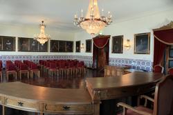 Foto salão nobre CMM
