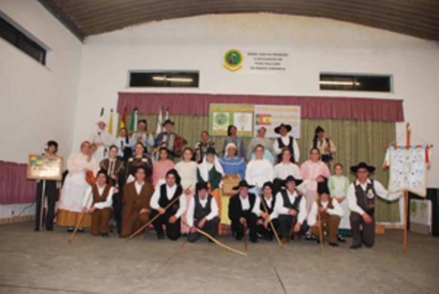 Rancho da Barra O rancho da Barra Cheia tem promovido a região em festivais