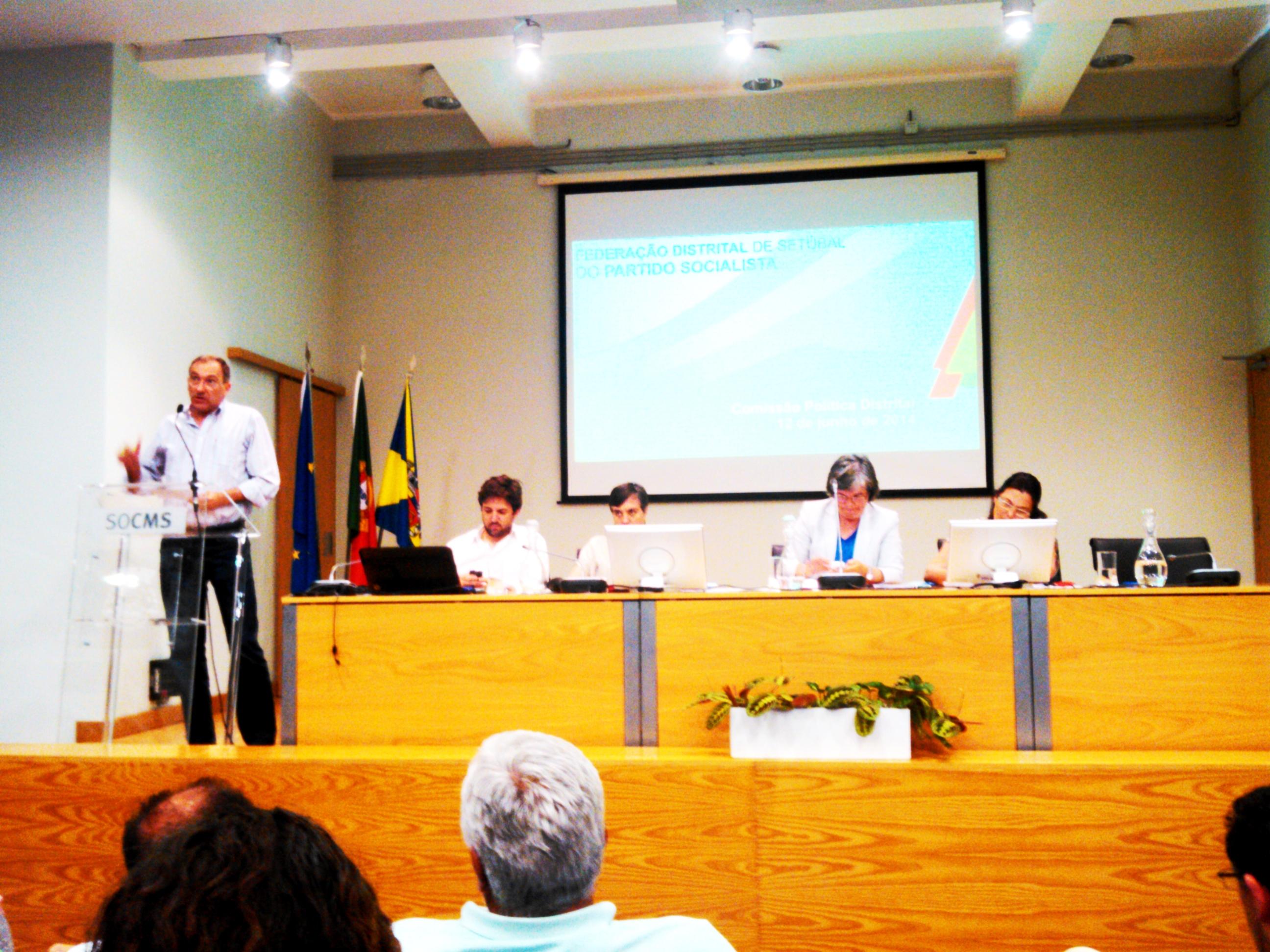 Deliberação  do  Secretariado  da  CPC  da Moita