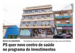 Artigo do Diário da Região de dia 30 de Junho de 2016