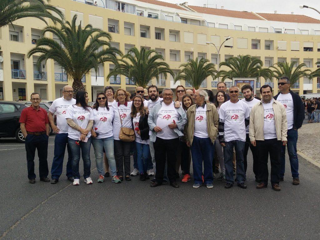 Desfile do 25 de Abril