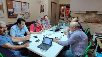 Reunião de Secretariado